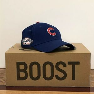 Chicago Cubs 2016 WC Baseball Cap
